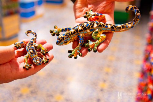 Ceramic Lizards from Gran Canaria, Spain