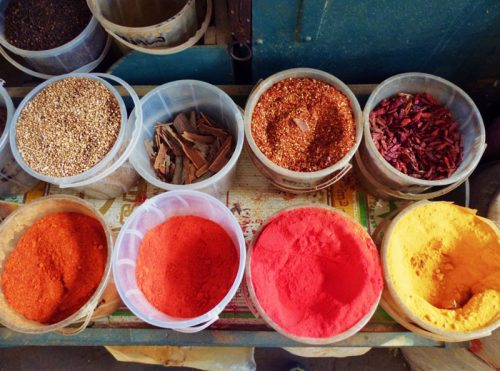 Mombasa spices