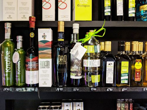 Andalucian Olive Oil