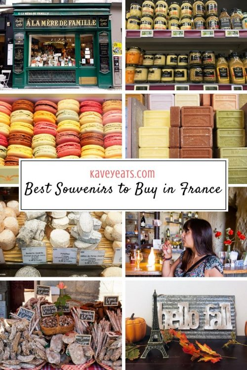 Best Souvenirs to Buy in France