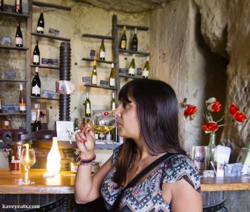 Tasting and Buying Wine in France
