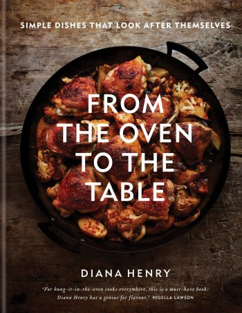 From the Oven to the Table book jacket
