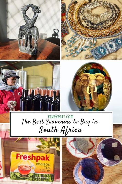 The Best Souvenirs to Buy from South Africa
