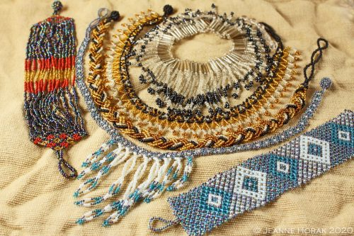 Zulu Beaded Jewellery from South Africa