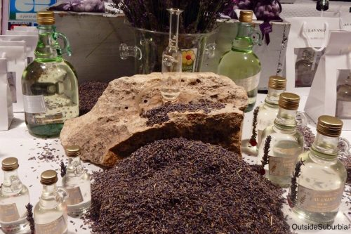 Lavender oil from France