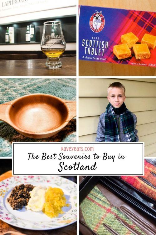 Best Souvenirs to Buy in Scotland
