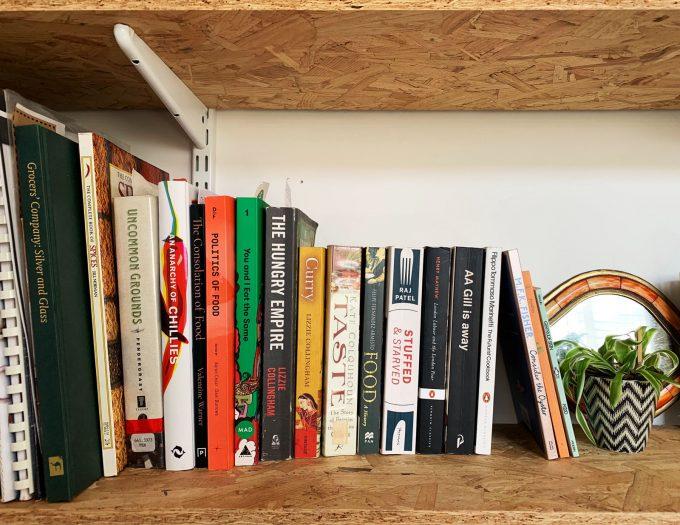 Anna Sulan Masing's Bookshelf