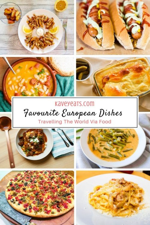 Travelling By Way Of My Belly | Great Recipes From Europe