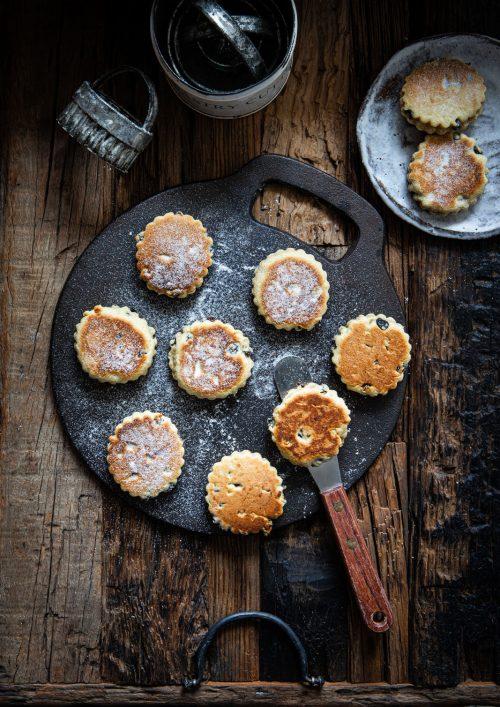 Regula Ysewijn's Welsh Cakes