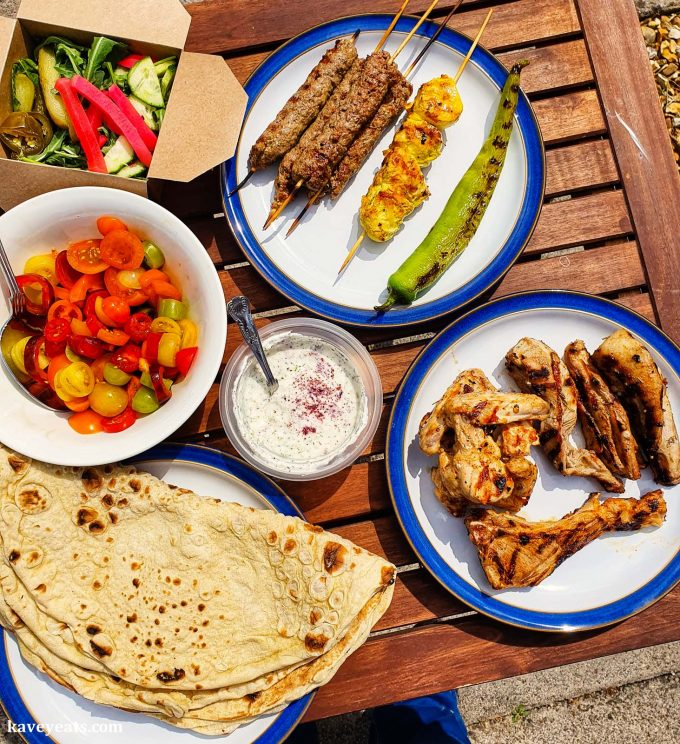 Persian BBQ pack