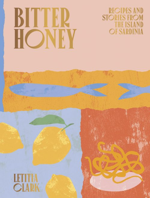 Book cover for Bitter Honey by Letitia Clark