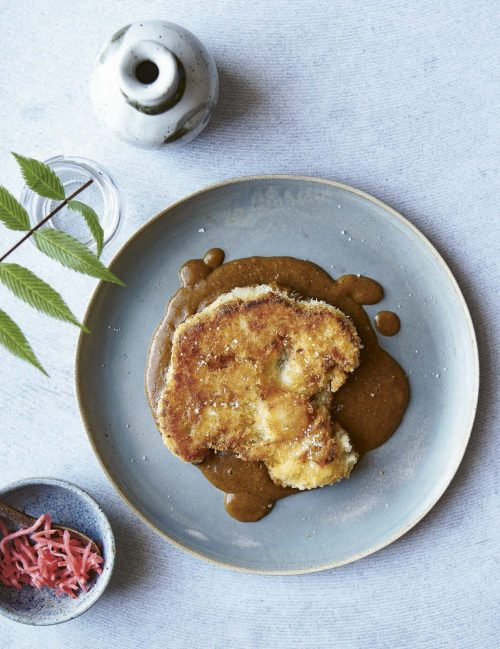 Cauliflower Katsu Curry Recipe from Vegan Japaneasy Recipe by Tim Anderson