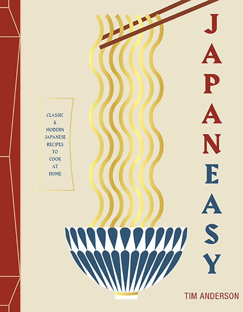 Tim Anderson's Japaneasy cookbook