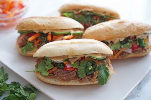 Vietnamese Banh Mi
