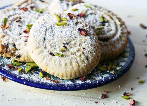 Palestinian Ma'amul Cookies