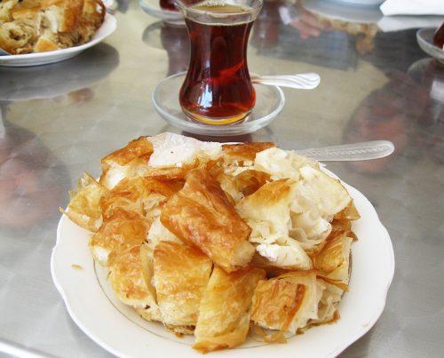 Turkish Borek