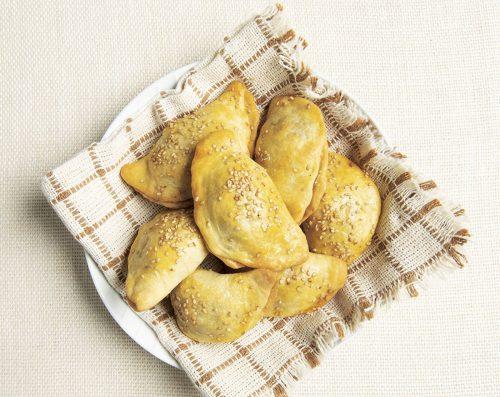 Middle Eastern Cheese Sambusak