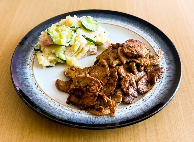 Japanese Ginger Pork