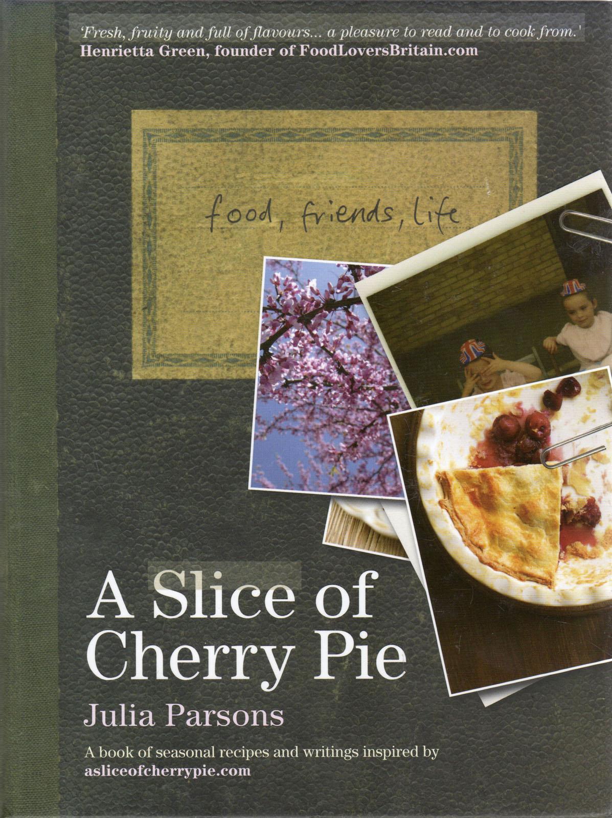 A Slice of Cherry Pie bby Julia Parsons