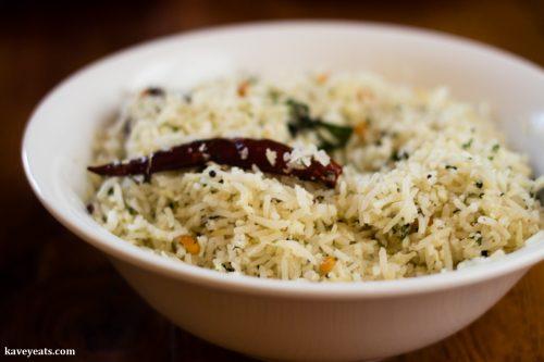 Clays Hyderabadi Kitchen - Coconut Rice