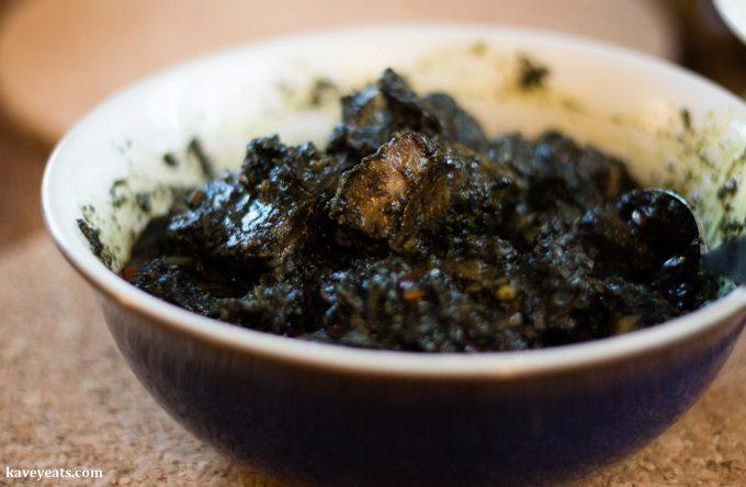 Clays Hyderabadi Kitchen - Dohneiiong-(Pork belly with black sesame)
