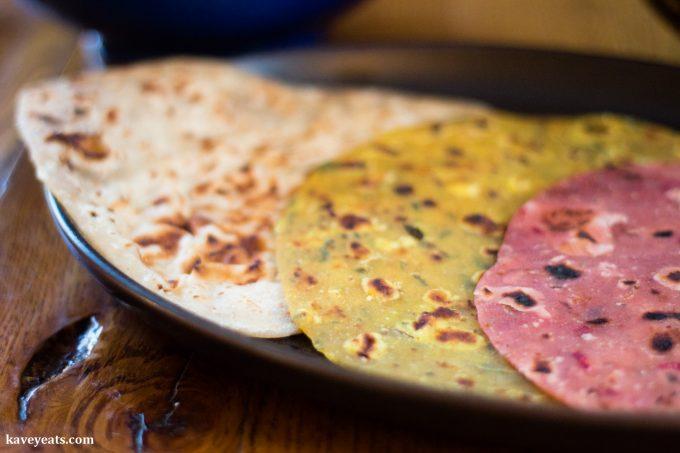 Clays Hyderabadi Kitchen - Mixed Bread basket