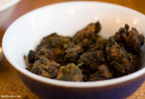 lays Hyderabadi Kitchen - Kothimeera Karam Chicken Fry