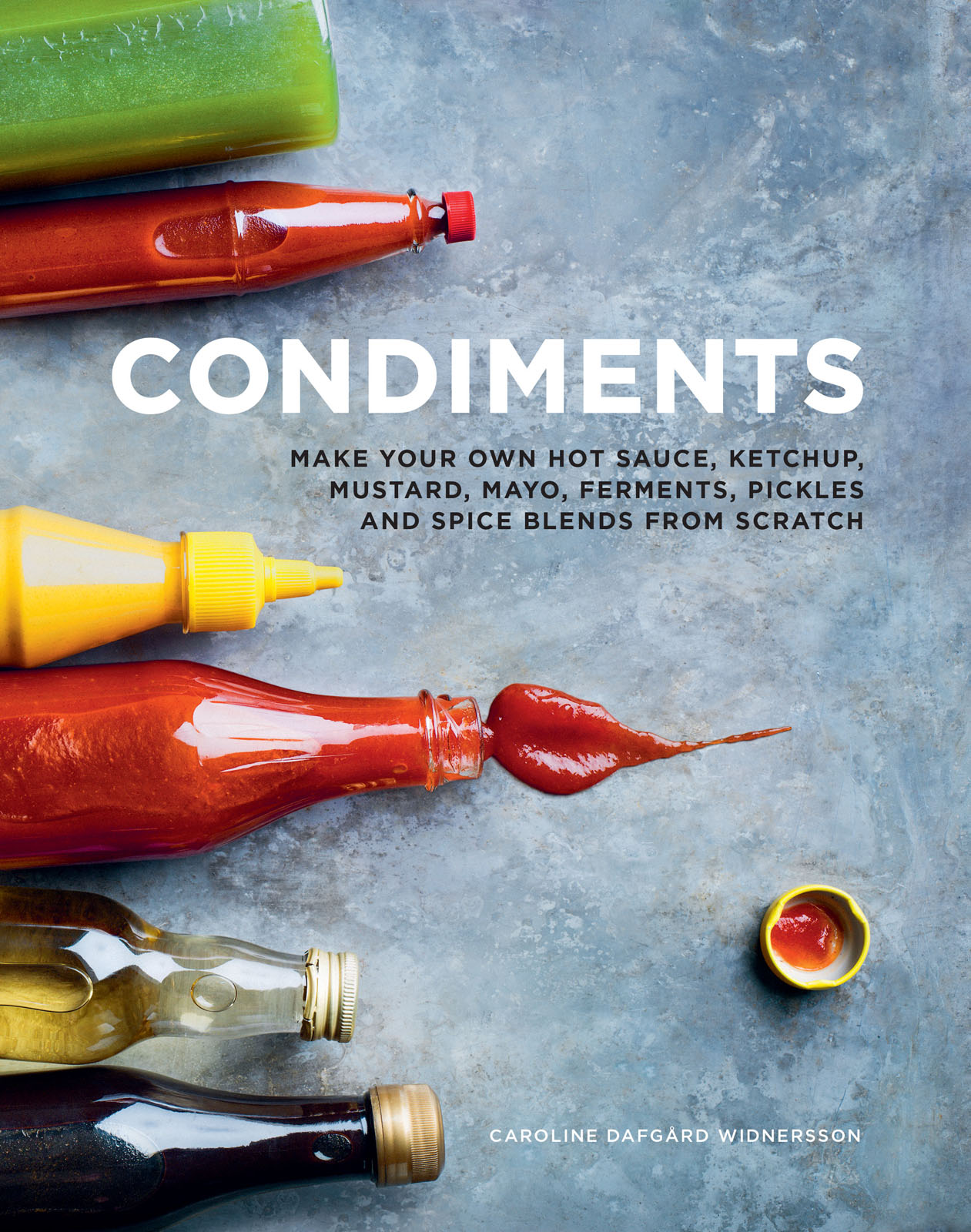 Condiments by Caroline Dafgard Widnersson (book cover)