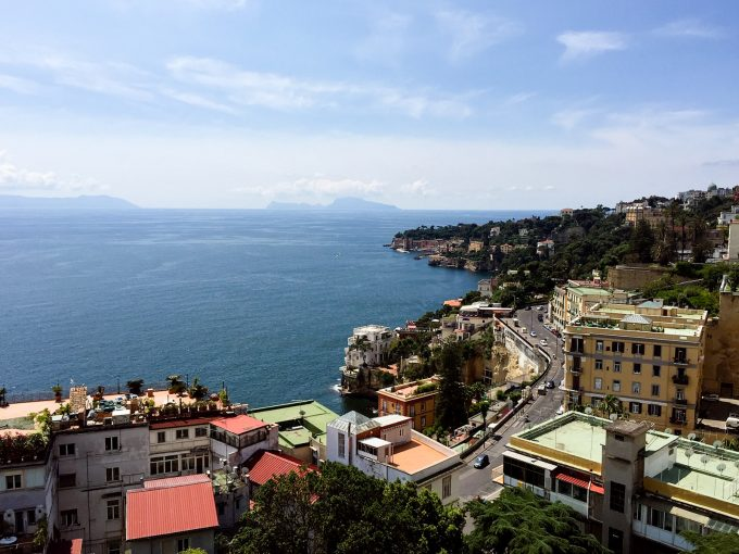 View from Miranapoli (Naples)