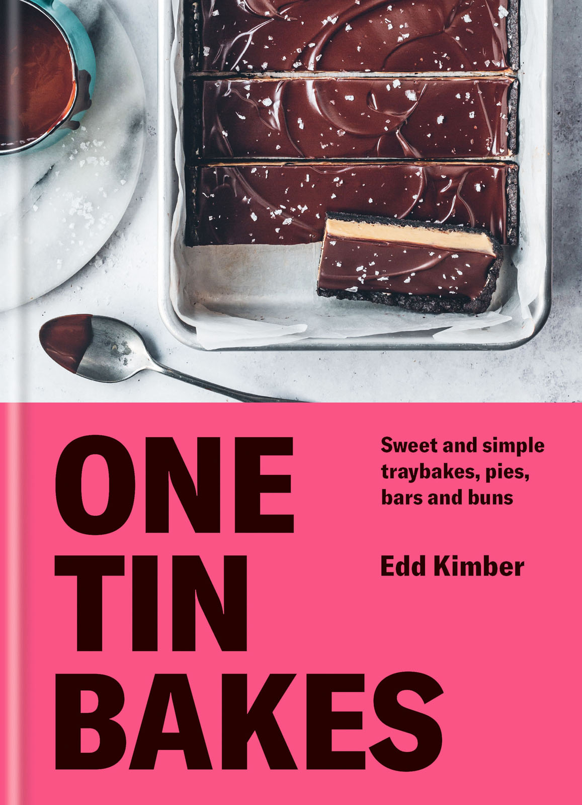 One Tin Bakes (book jacket)