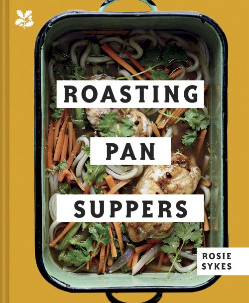 Roasting Pan Suppers (book cover)