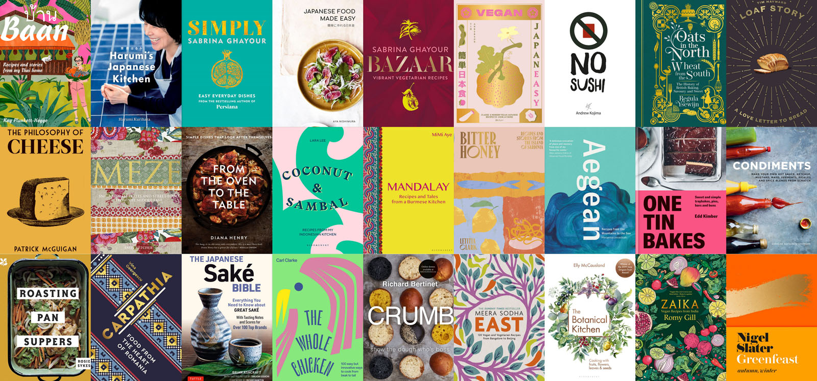 2020 Cookbooks Guide
