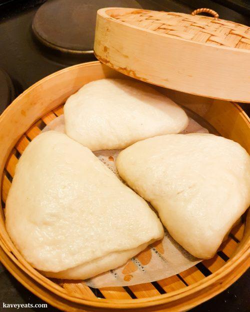 Crispy Miso Mushroom Bao