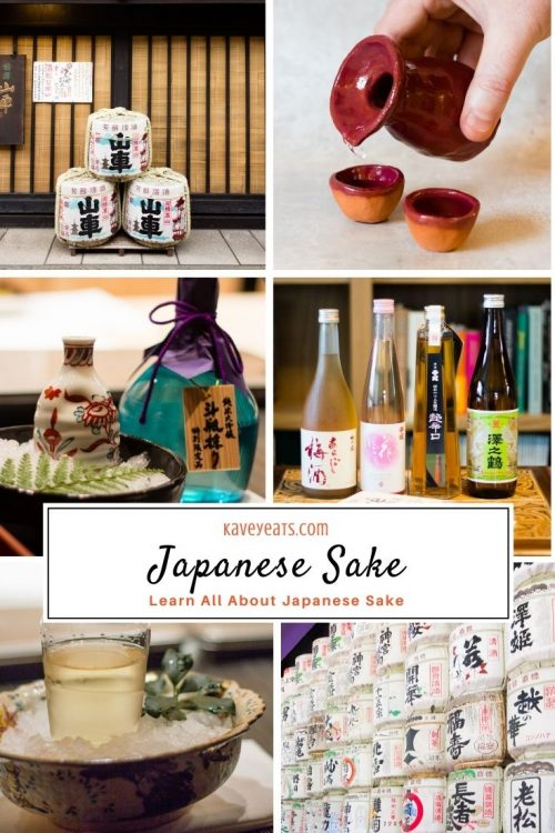 Learning All About Japanese Sake