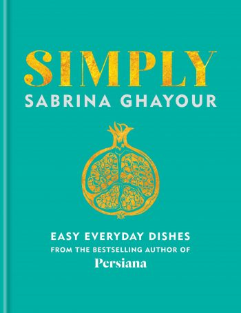 Simply by Sabrina Ghayour