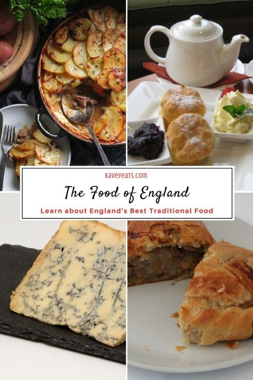 Best Traditional Foods of England