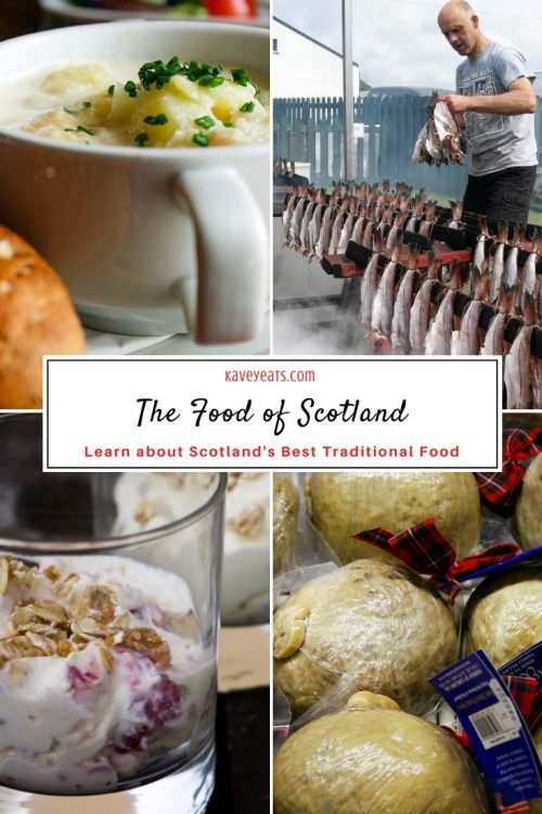 Best Traditional Foods of Scotland