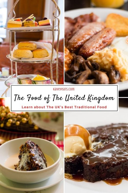 Best Traditional Foods of The UK