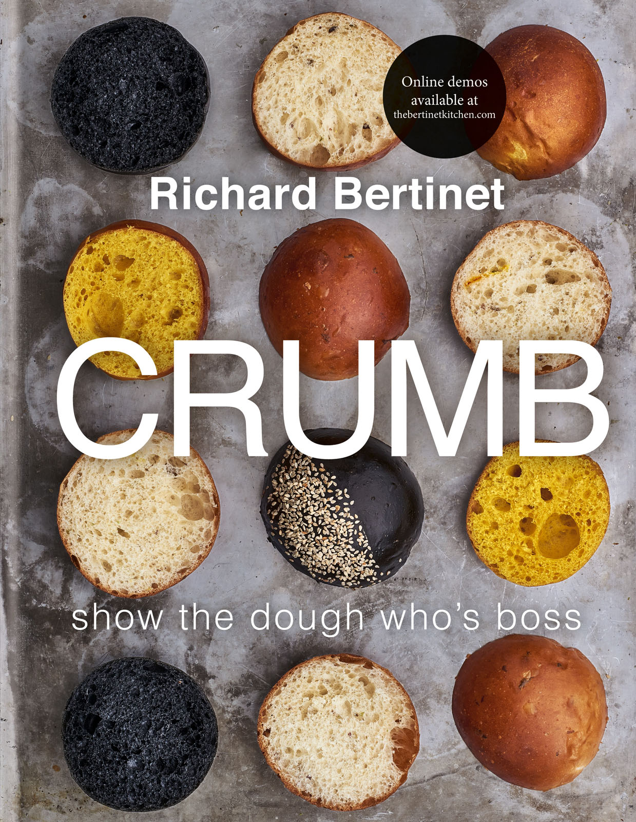 Crumb by Richard Bertinet
