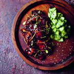 Hoi Sin Buff Ting (Hoisin-Glazed Fried Chicken Wings)-SQ