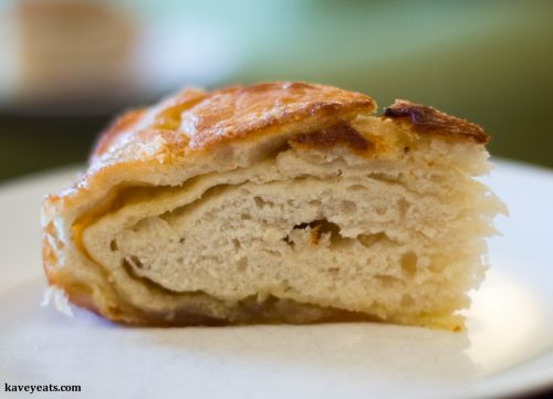 Full recipe for Kouign Amman (from Crumb by Richard Bertinet)