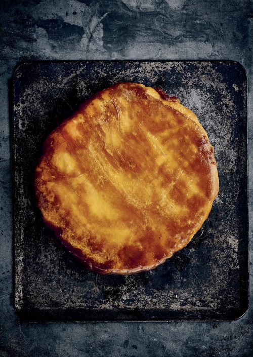 Kouign Amman (from Crumb by Richard Bertinet)