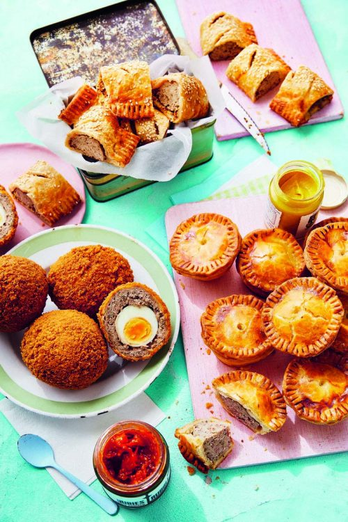 Gluten Free Pork Pies and Other Picnic Treats