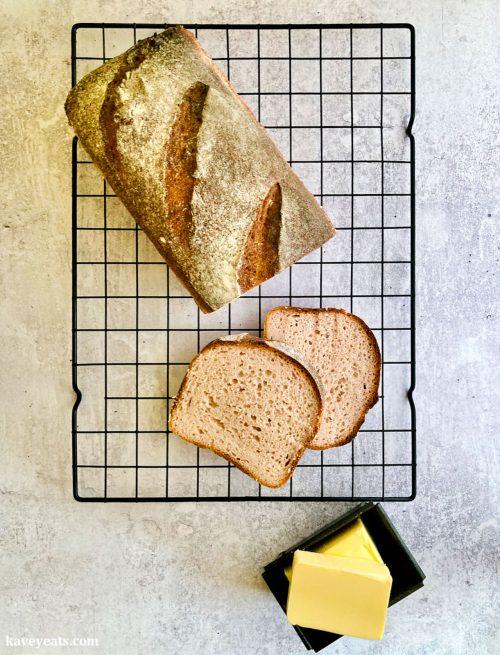 Gluten-Free Sandwich Loaf