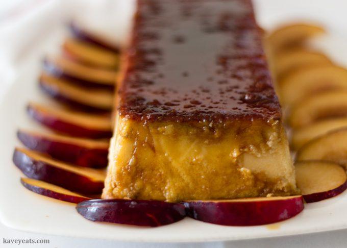Tocino de cielo - Spanish dessert