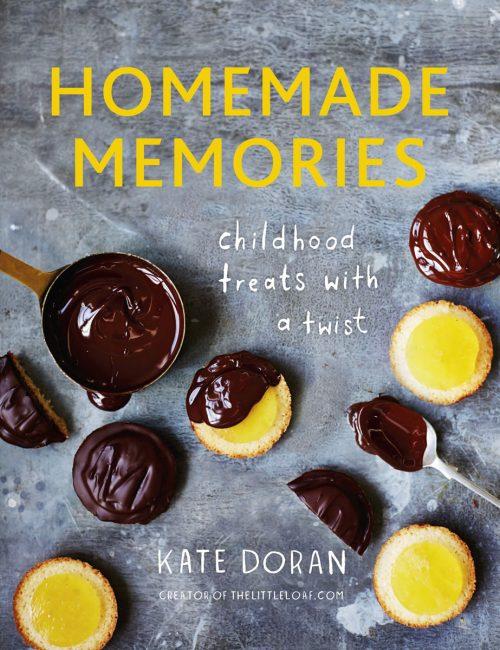 Homemade Memories by Kate Doran - book cover