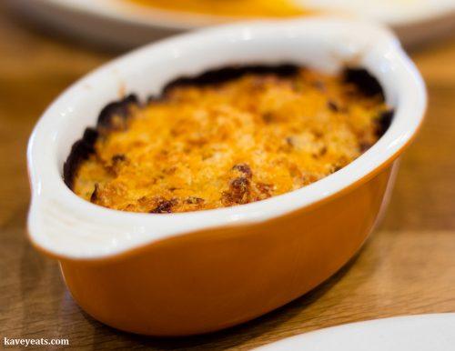 Truffle Mac n cheese