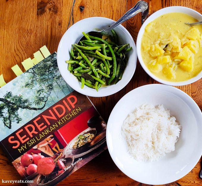 Cooking from Serendip cookbook