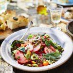 Aeolian-style Summer Salad