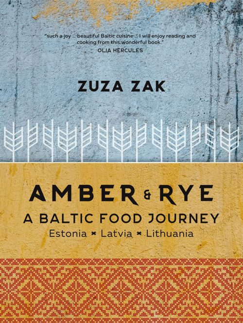 Amber and Rye by Zuza Zak book cover
